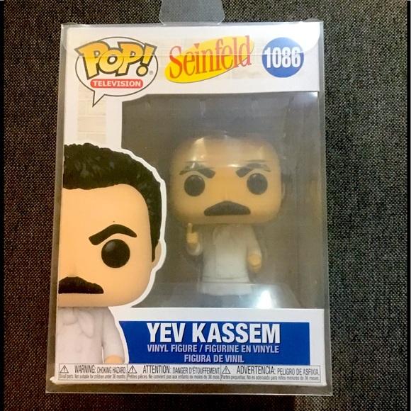 Yev Kassem Seinfeld Funko pop #1086